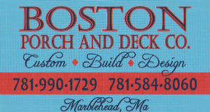 Boston Porch & Deck Co.