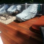deck project north shore ma